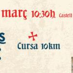 2020 – Lleida : Cursa dels Templers